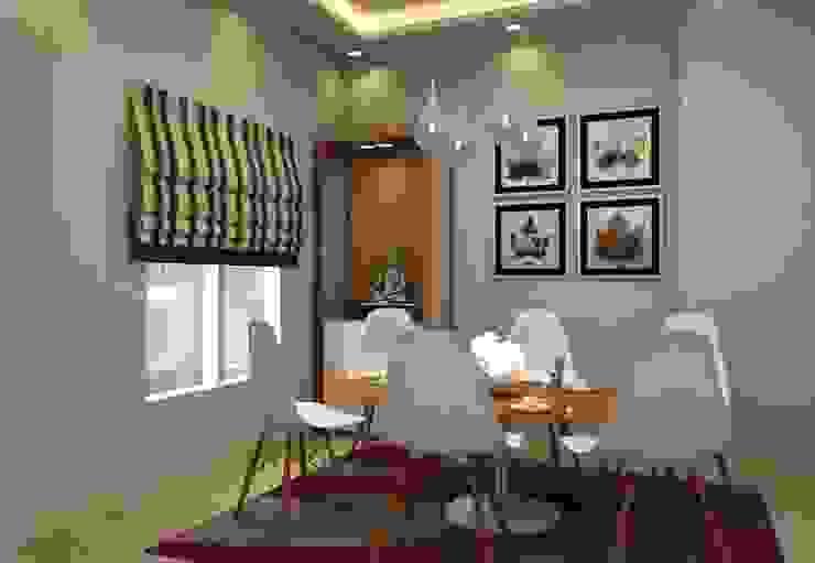 Salon moderne par Form & Function Moderne