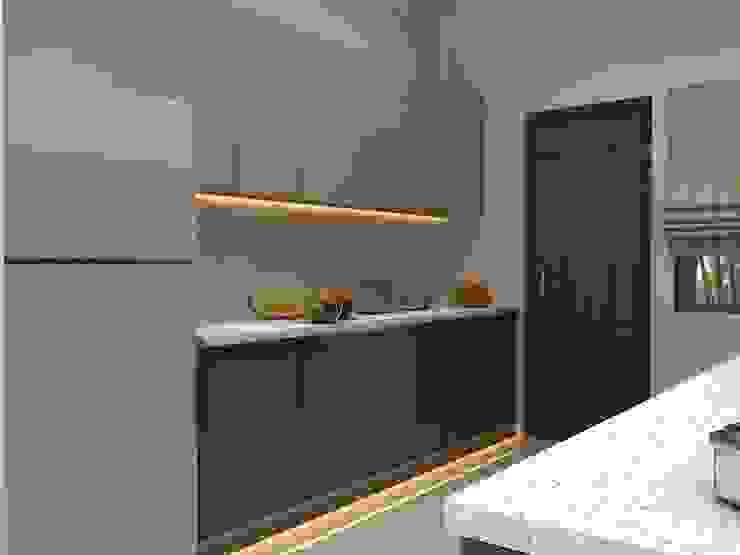 Modern kitchen by Form & Function Modern