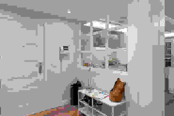 Corredores, halls e escadas clássicos por Gumuzio&MIGOYA arquitectura e interiorismo Clássico
