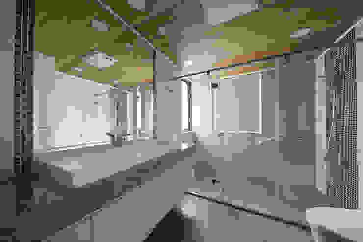 <大樓-3+1房2廳>度假感住宅 貼心三代機能需求 根據 品茉空間設計(夏川設計) 北歐風