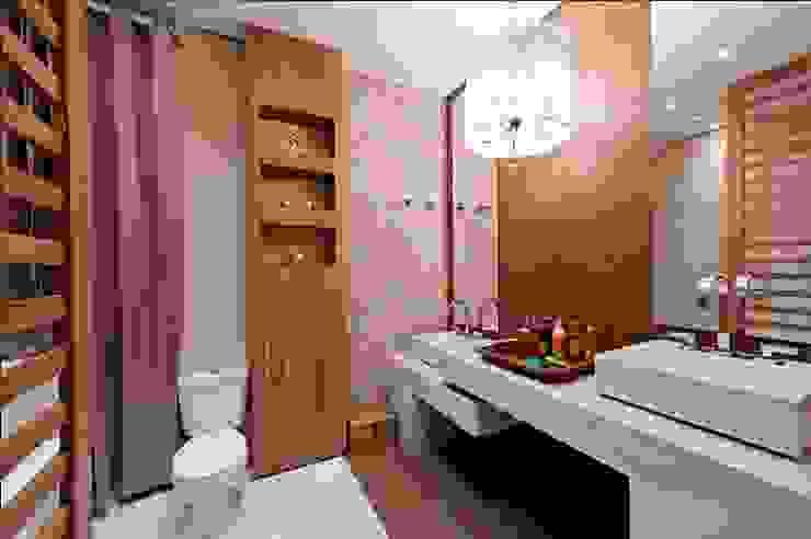 ห้องน้ำ by JCWK arquitetura (jancowski arquitetura)