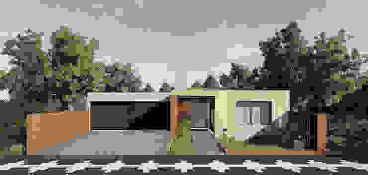 bởi PRIGIONI Arquitectura y Diseño Hiện đại Gạch