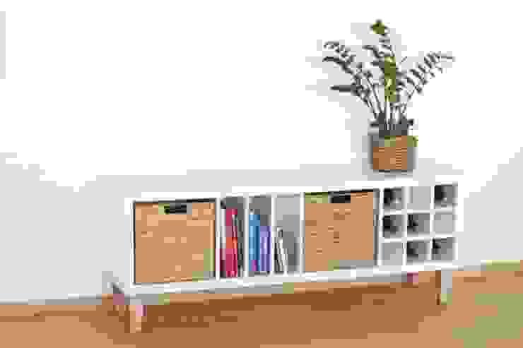 NSD New Swedish Design GmbH StudioArmadi & Scaffali Legno Effetto legno