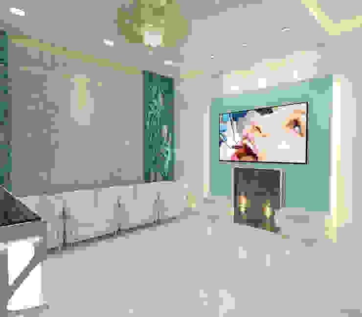 Alpha Dental Clinic,9X Mall, GURGAON Modern clinics by Form & Function Modern