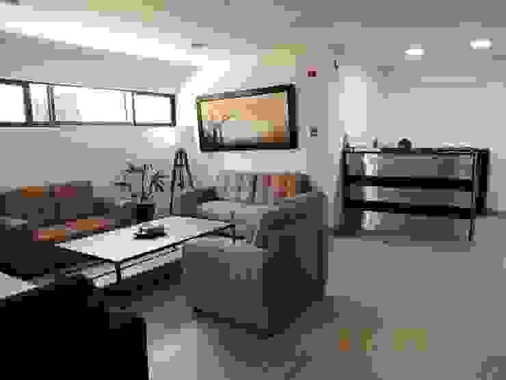 Residencial Marsano de Prototype Arquitectos S.A.C. Moderno