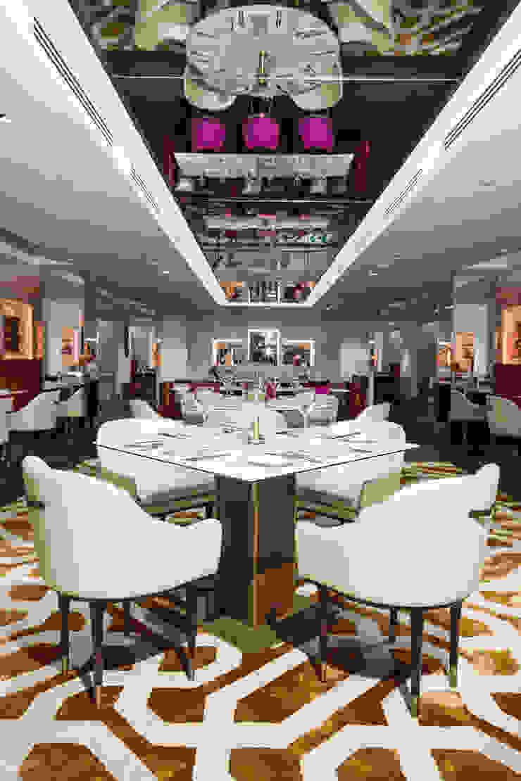 Salle à manger moderne par Ferreira de Sá Moderne