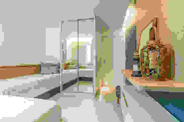 Dormitorios de estilo minimalista de Coletânea Arquitetos Minimalista