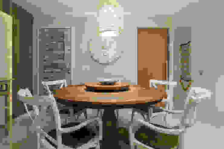 Rustik Yemek Odası Coletânea Arquitetos Rustik