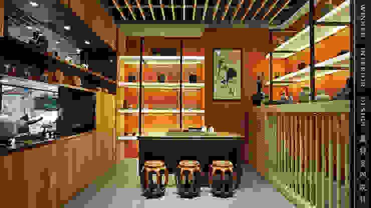副接待室 根據 贏特室內裝修工程有限公司 Winner Interior Design 日式風、東方風