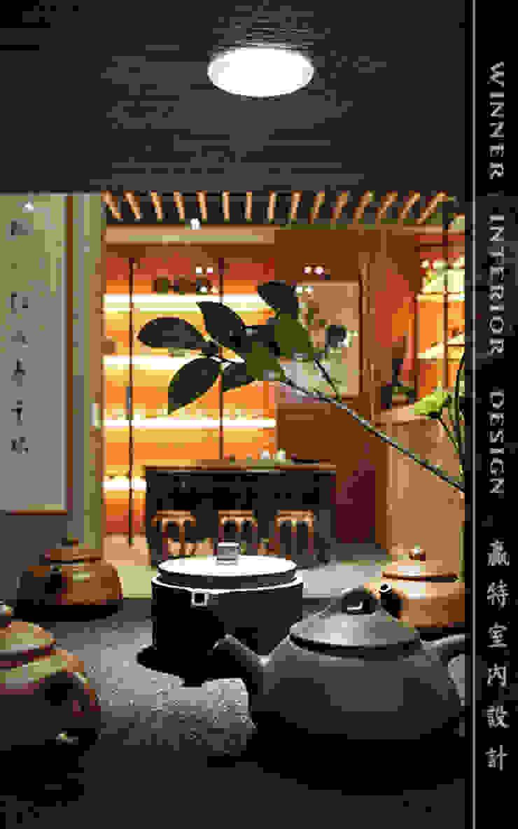 韻茶釀藝之宴 根據 贏特室內裝修工程有限公司 Winner Interior Design 日式風、東方風