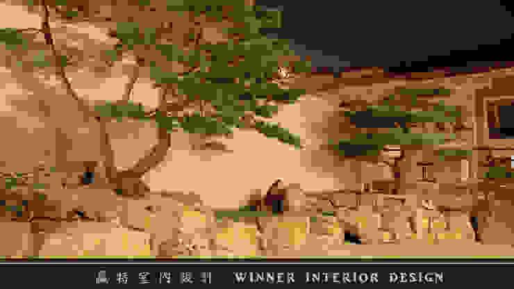 庭院 根據 贏特室內裝修工程有限公司 Winner Interior Design 日式風、東方風