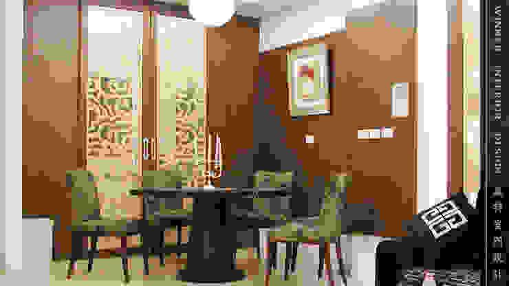 餐廳 根據 贏特室內裝修工程有限公司 Winner Interior Design 現代風