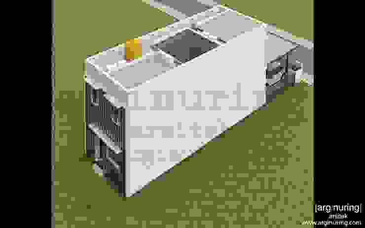 Isometri Oleh Arginuring Arsitek Minimalis