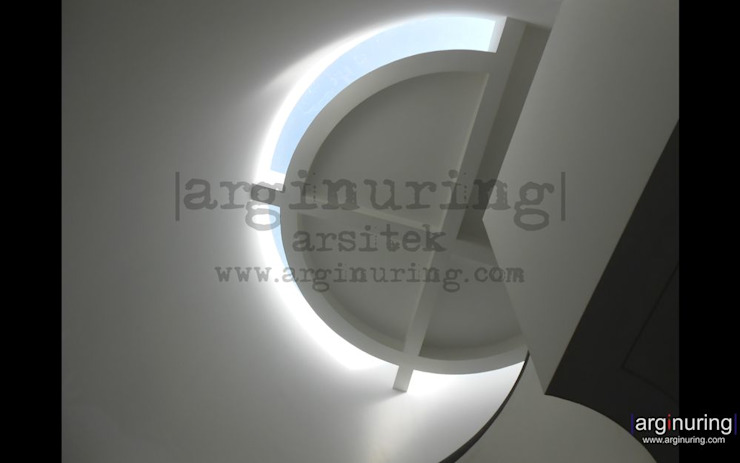 Stair of light Oleh Arginuring Arsitek Minimalis