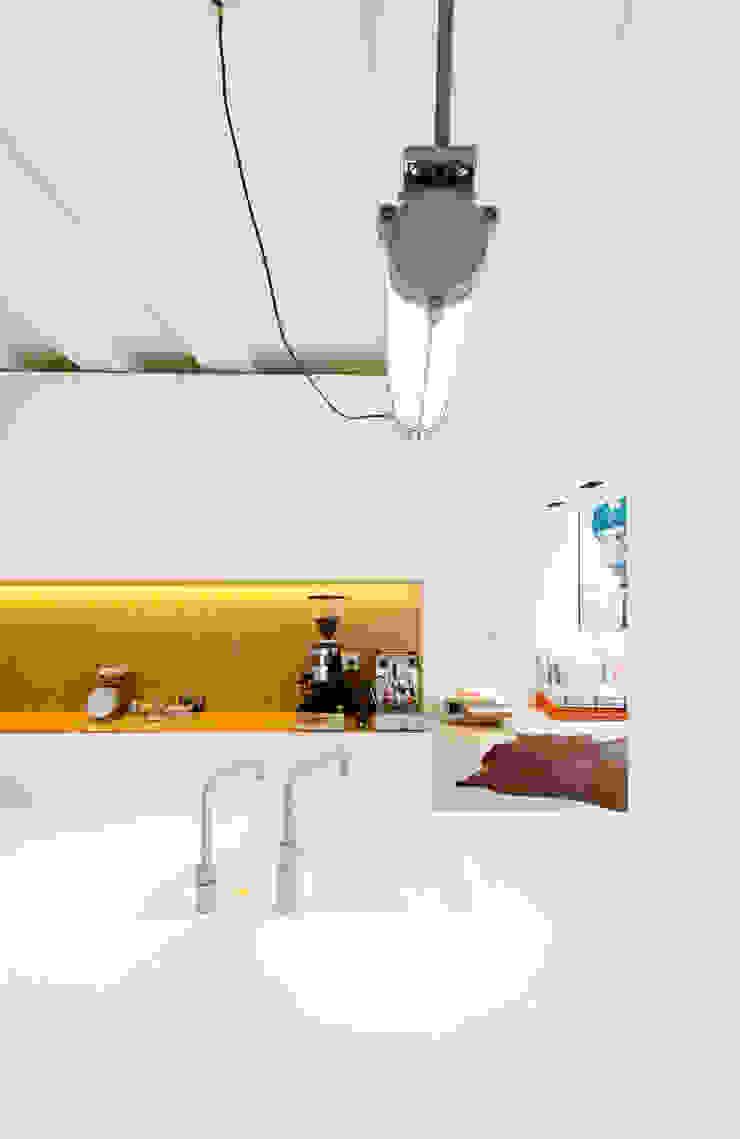 Woonhuis Prinsengracht van Bas Vogelpoel Architecten Modern Hout Hout