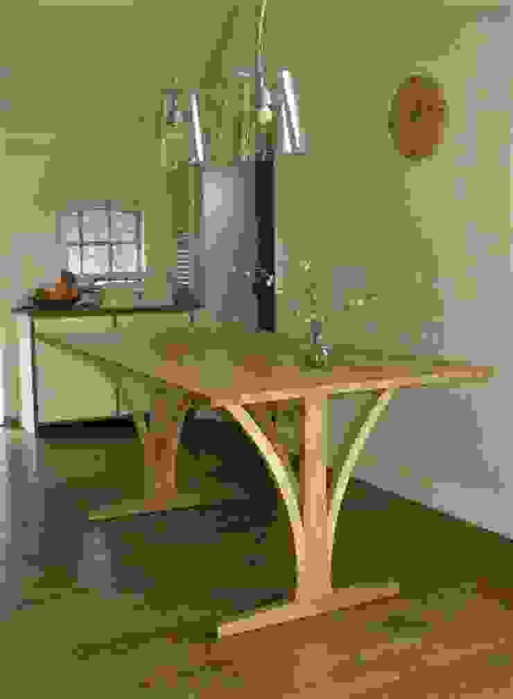 shaker tafel van Meubelmakerij Luitjens Scandinavisch Hout Hout