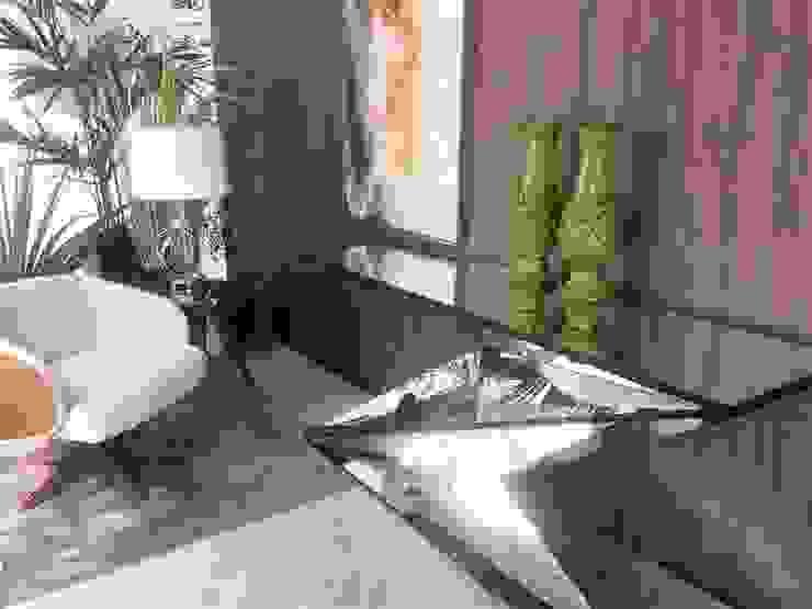 Aparador Espelhado Chiquérrimo!!!! por Sgabello Interiores Moderno Vidro