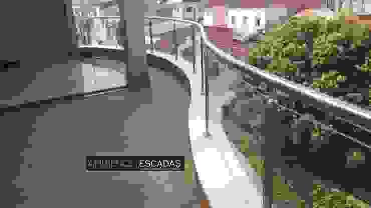 ambience escadas e corrimão 露臺 玻璃 Transparent