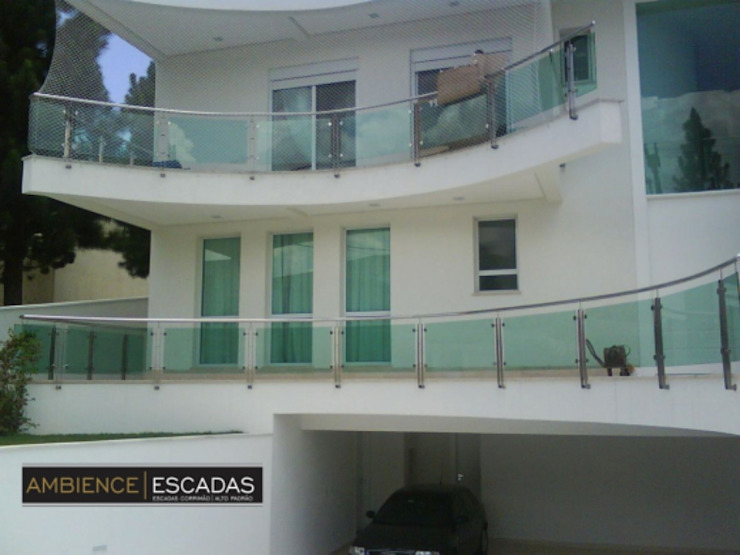 ambience escadas e corrimão Balconies, verandas & terraces Accessories & decoration