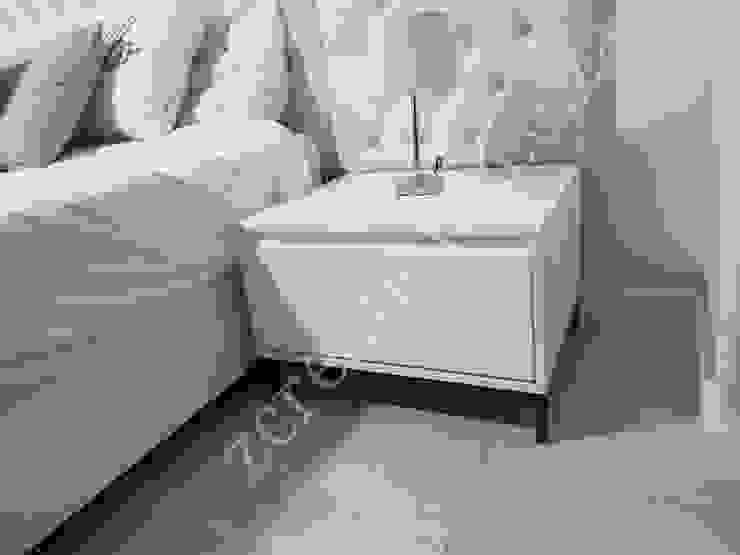 pedestal: modern  by ZCreations, Modern MDF