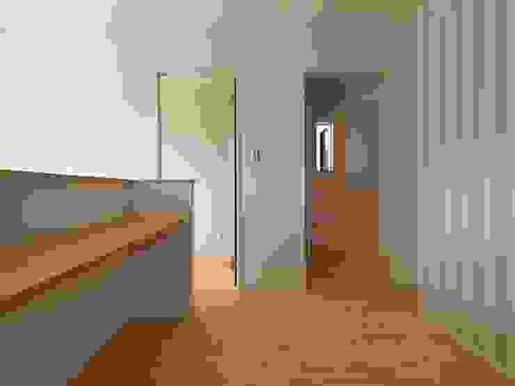 bởi CAF垂井俊郎建築設計事務所 Bắc Âu Gỗ Wood effect
