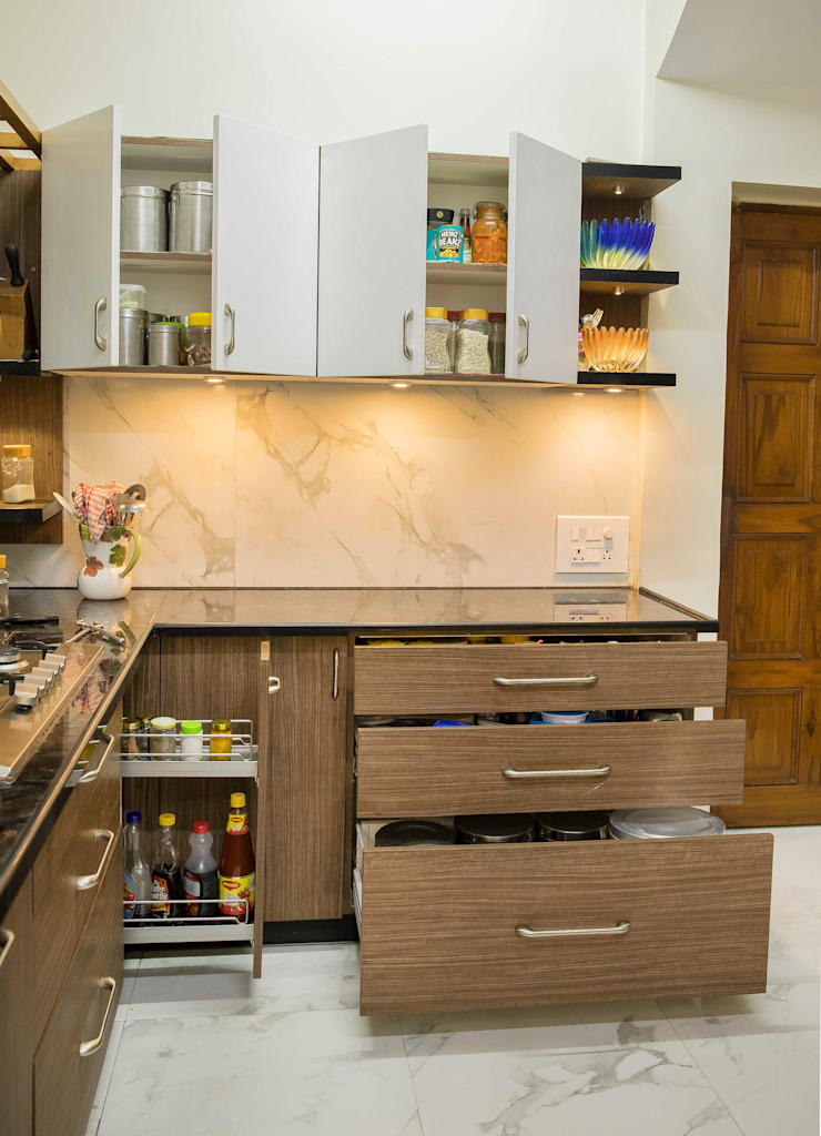 POISE Modular Kitchen by Poise Classic