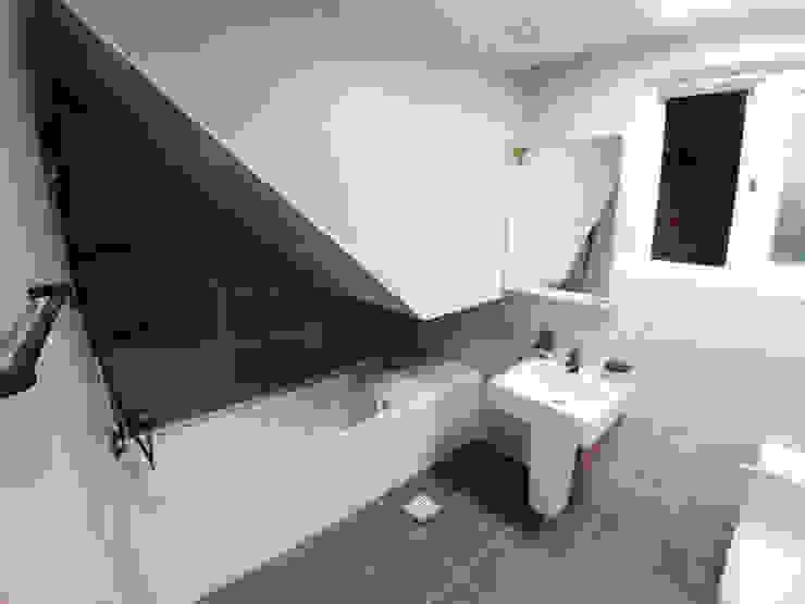 고창 동리로 단독주택 리모델링 모던스타일 욕실 by 더하우스 인테리어 모던