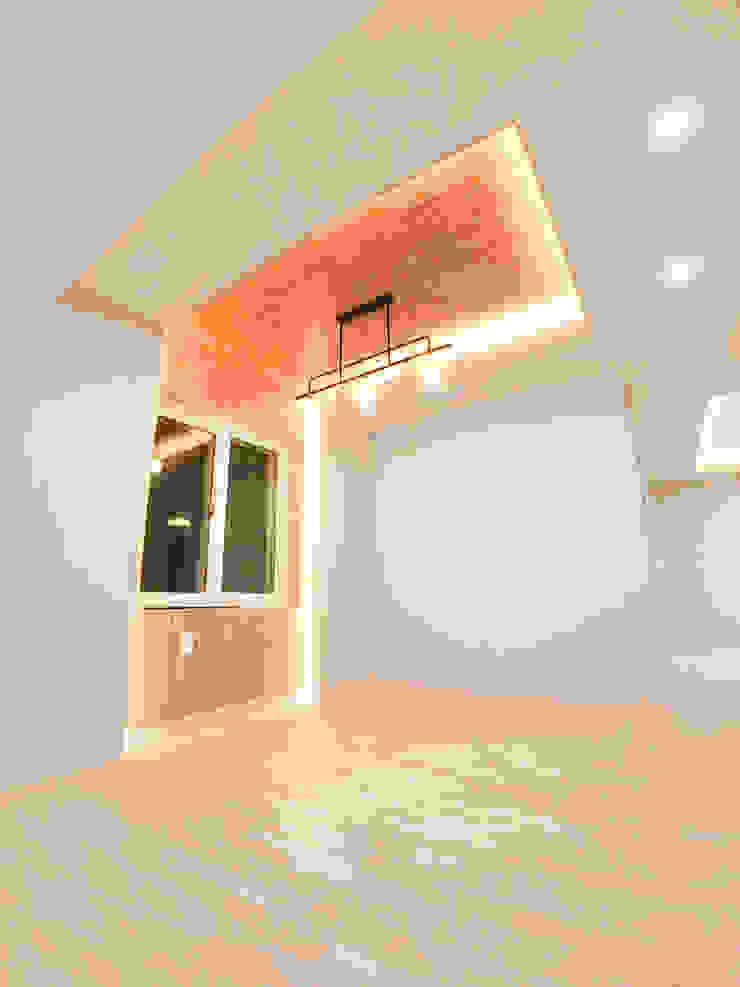 고창 동리로 단독주택 리모델링 모던스타일 다이닝 룸 by 더하우스 인테리어 모던