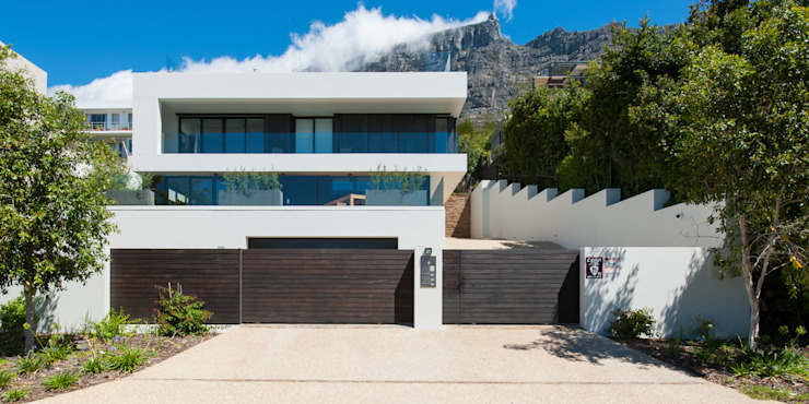 House Glencoe by JBA Architects Modern Bricks