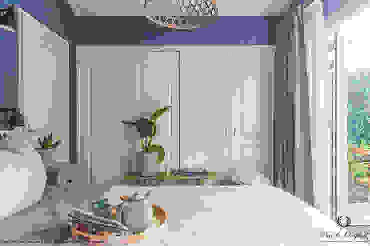 Dormitorios de estilo moderno de Pure & Original Moderno