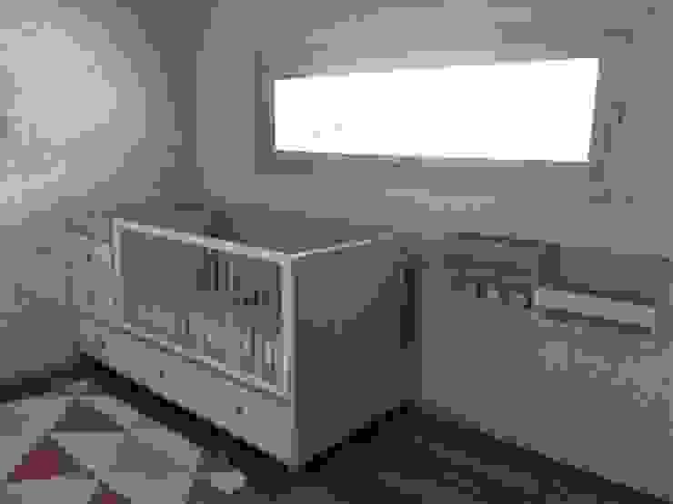 Il lettino trasformabile GROW Spaziojunior Cameretta neonato Rosa