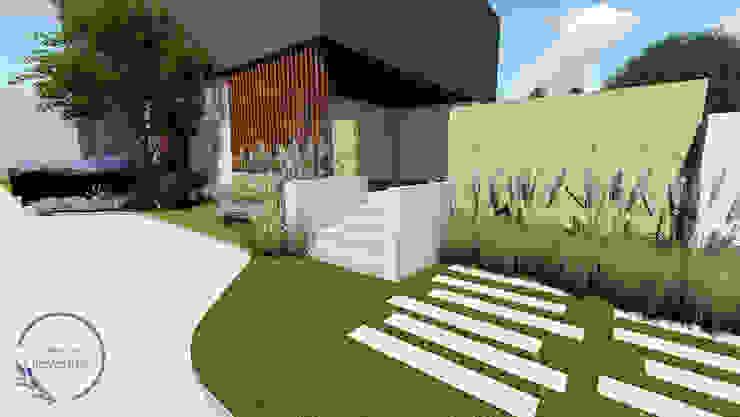detalle ingreso de Verde Lavanda Moderno