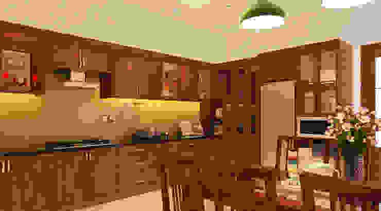 Công ty TNHH Xây Dựng TM – DV Song Phát Muebles de cocinas