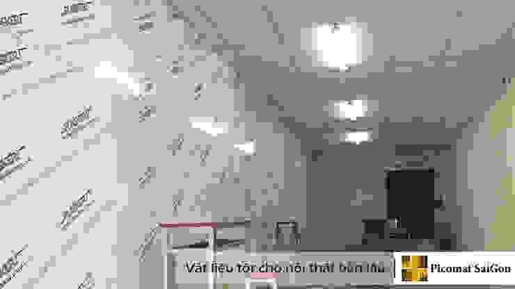Tấm nhựa ốp tường Plasker bởi Picomat Sài Gòn