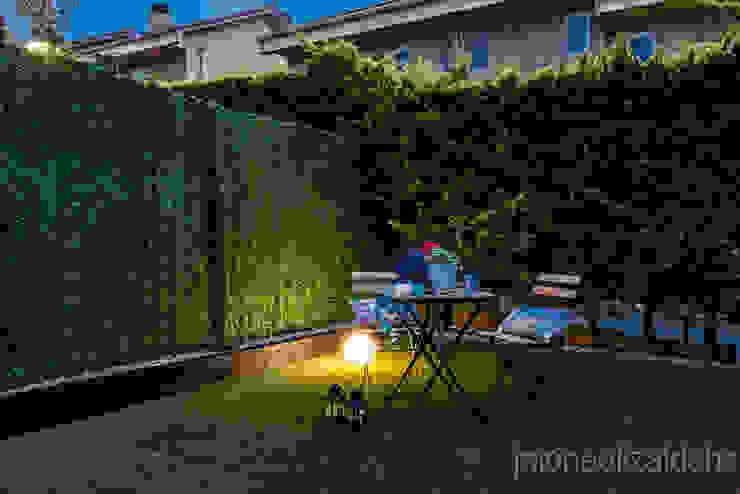 Estilismo y fotografia Unifamiliar en Gorraiz jaione elizalde estilismo inmobiliario - home staging Jardines de estilo clásico