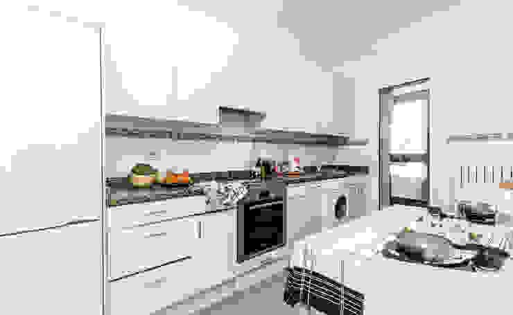 jaione elizalde estilismo inmobiliario - home staging Classic style kitchen