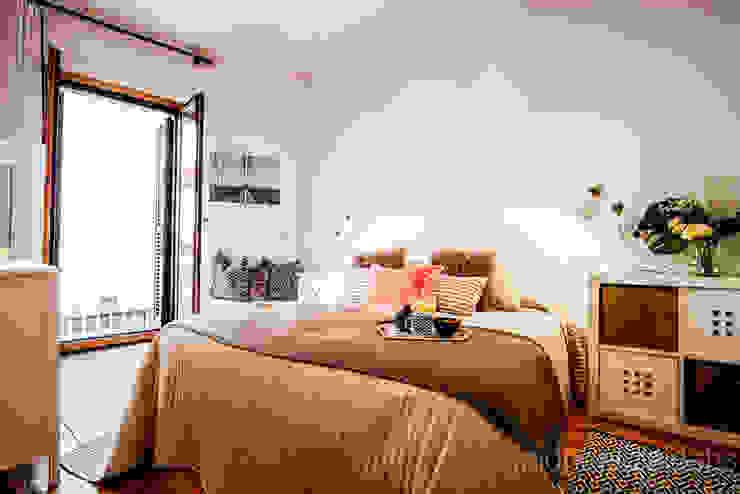 jaione elizalde estilismo inmobiliario - home staging Classic style bedroom