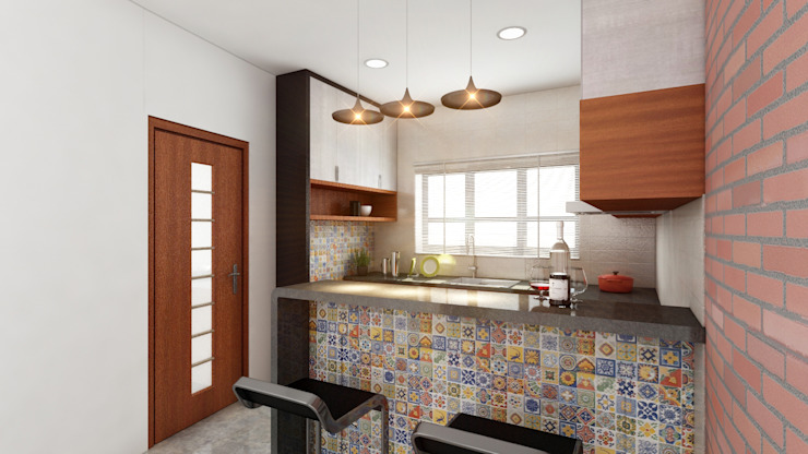 What Are Some Simple Kitchen Design Ideas I Can Use Homify Homify