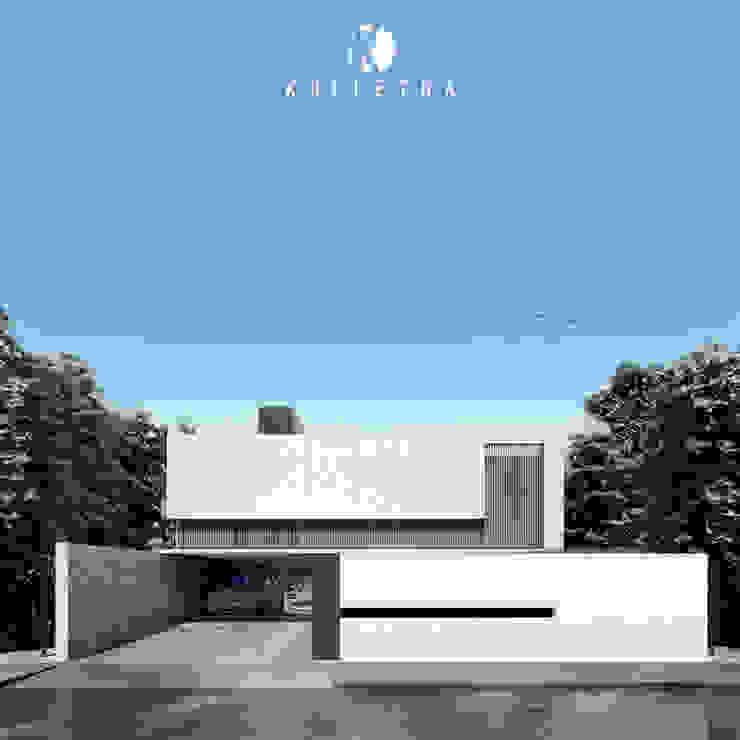 ZL House Oleh Kolletra Visual Studio