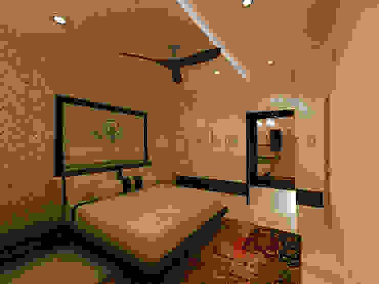 The Master Bedroom Minimalist bedroom by Urban Shaastra Minimalist Plywood