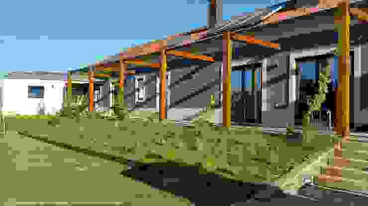 Recuperação de Moradia por Marta Zita Peixoto - Arquitectura Rústico