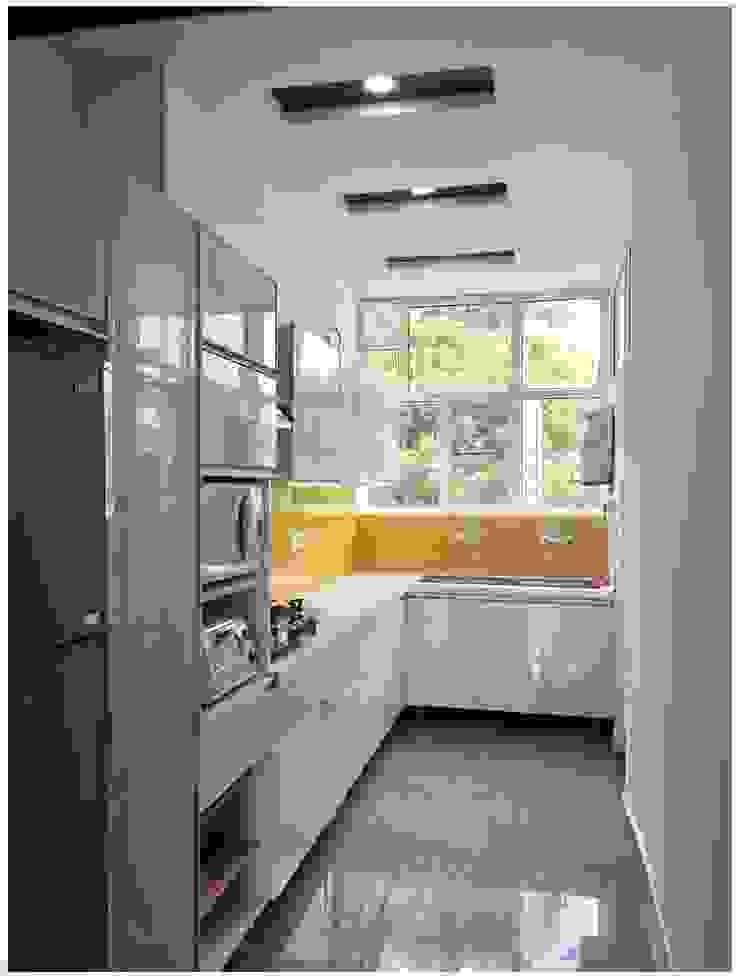 The Kitchen Modern Kitchen by U and I Designs Modern