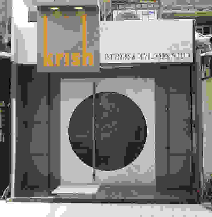 Krish developers Modern office buildings by SP INTERIORS Modern