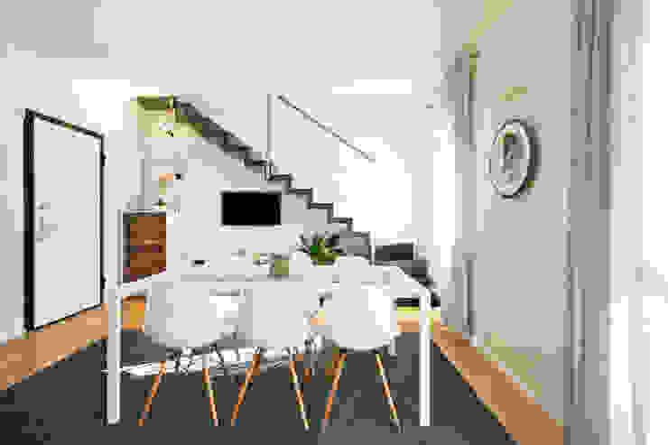 Comedores de estilo moderno de Chantal Forzatti architetto Moderno