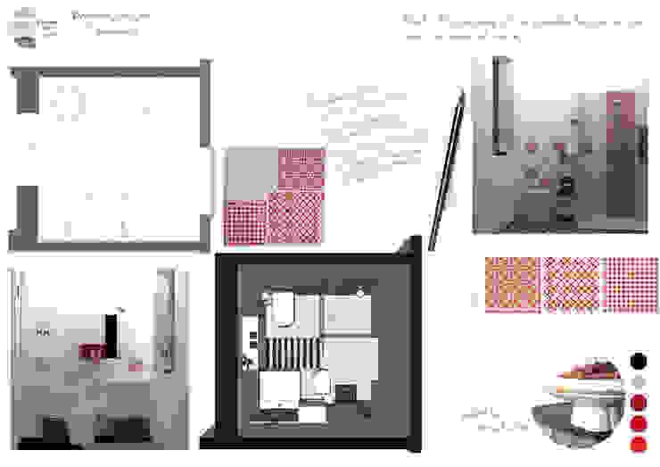 Un bagno in rosso Design for Love
