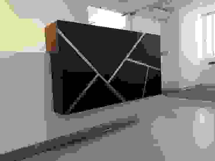 Recepción de Soluciones Técnicas y de Arquitectura Moderno