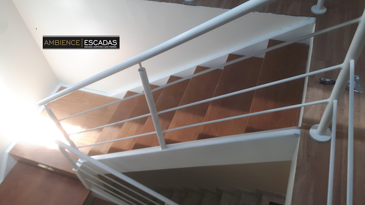 ambience escadas e corrimão Tangga Besi/Baja