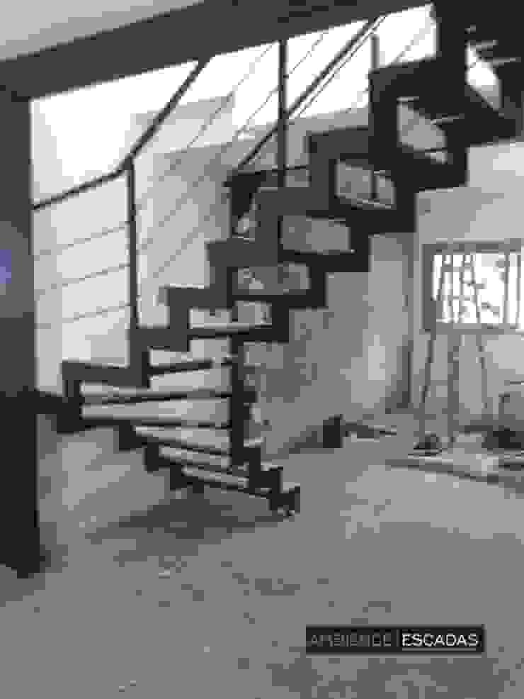 ambience escadas e corrimão Tangga