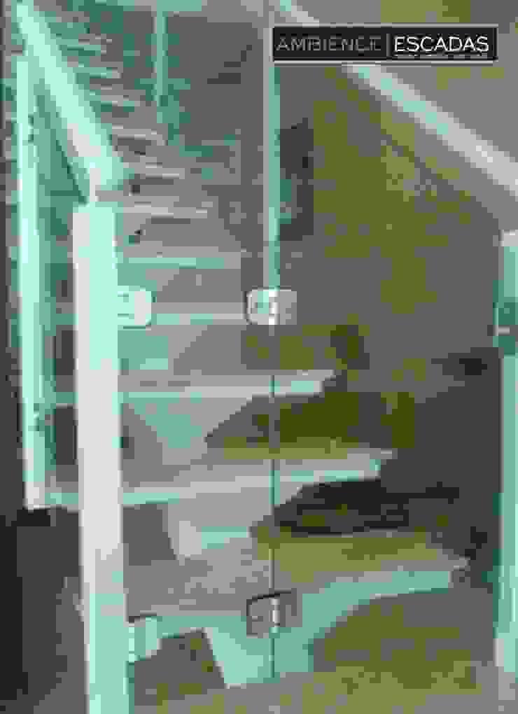 ambience escadas e corrimão Tangga Granit