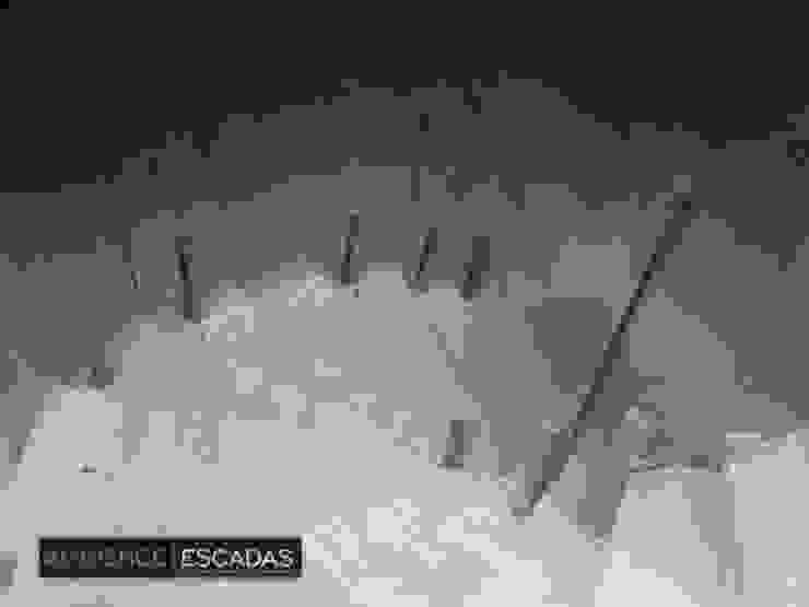 ambience escadas e corrimão Treppe Eisen/Stahl